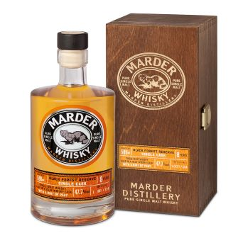 Marder Whisky Single Cask Peated